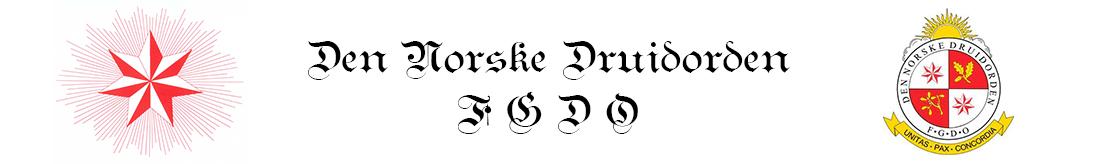 Den Norske Druidorden Logo