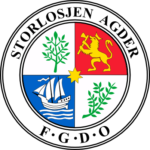 Gruppelogoen til SL AGDER